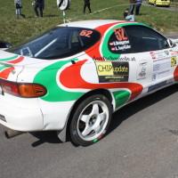 Rebenland Rallye 2014 Toyota Celica 4WD Herbert Weingartner SP9