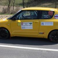 Rebenland Rallye 2014 Suzuki Swift 1,6 Sport Gerhard Haidinger SP9