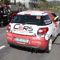Rebenland Rallye 2014 Citroen DS3 R1 Tomas Guryca SP9