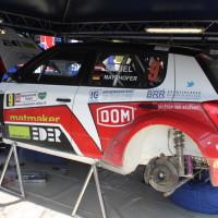 Rebenland Rallye 2014 Skoda Fabia S200 Mario Saibel