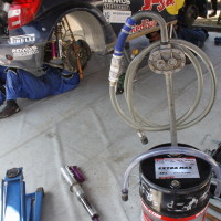 Rebenland Rallye 2014 Skoda Fabia S2000 BRR Raimund Baumschlager Service