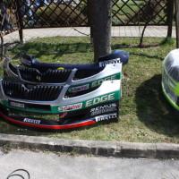 Rebenland Rallye 2014 Skoda Fabia S2000 BRR Racing Team Ersatzteile Service