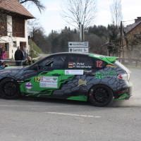 Rebenland Rallye 2014 Subaru Impreza R4 Robert Pritzl SP 6