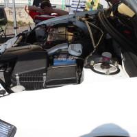 Rebenland Rallye 2014 Mitsubishi EVO IX Josef Denes Service