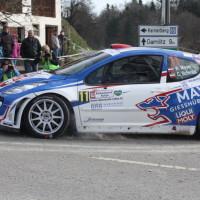 Rebenland Rallye 2014 Peugeot 207 S2000 Walter Mayer SP 6