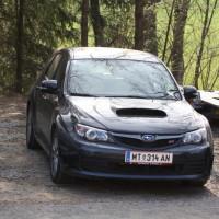 Rebenland Rallye 2014 Subaru Impreza
