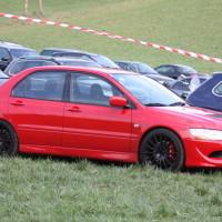 Rebenland Rallye 2014 Mitsubishi Lancer EVO