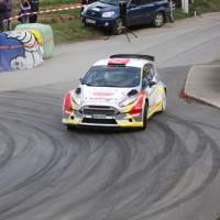 Rebenland Rallye 2014 Ford Fiesta R5 Gerwald Grössing Siegfried Schwarz SP12