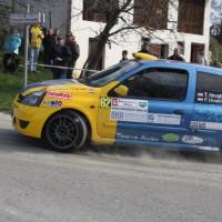 Rebenland Rallye 2014 Renault Clio RS Tomas Hrvatin SP6