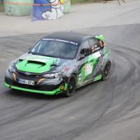 Rebenland Rallye 2014 Subaru Impreza Robert Pritzl SP 12