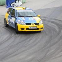 Rebenland Rallye 2014 Renault Clio RS Klemen Popit SP 12