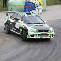 Rebenland Rallye 2014 Subaru Impreza Manuel Feuchtner Anja Hechinger SP 12