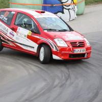 Rebenland Rallye 2014 Citroen C2 R2 Klemen Popit SP 12