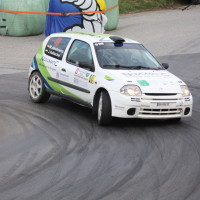 Rebenland Rallye 2014 Renault Clio Martin Jakubowics SP 12