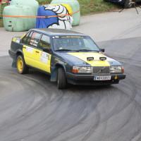 Rebenland Rallye 2014 Volvo 940 Martin Wurm SP 12