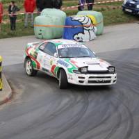 Rebenland Rallye 2014 Toyota Celica 4WD Herbert Weingartner SP 12