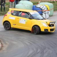 Rebenland Rallye 2014 Suzuki Swift Sport Pierpaolo Montino SP 12