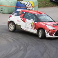 Rebenland Rallye 2014 Citroen DS3 R1 Tomas Guryca SP 12