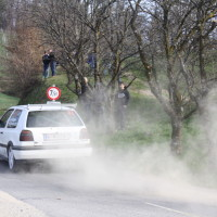 Rebenland Rallye 2014 VW Golf III KitCar Christoph Weber SP 6