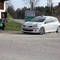 Rebenland Rallye 2014 Renault Clio R3 Kristof Klausz SP 6