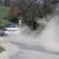 Rebenland Rallye 2014 Subaru Impreza Manuel Feuchtner