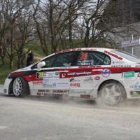 Rebenland Rallye 2014 Honda Civic FD2 Csaba Juhasz SP 6