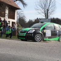 Rebenland Rallye 2014 Citroen C2 Christian Knaupp SP6