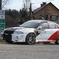 Rebenland Rallye 2014 Mitsubishi Lancer EVO VI RS Robert Surtmann SP6