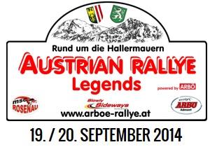 Austrian Rallye Legends Arbö Logo