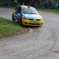 Lavanttal Rallye 2014 Renault Clio RS Tomas Hrvatin SP 5