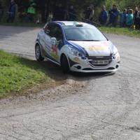 Lavanttal Rallye 2014 Peugeot 208 R2 Alan Pajk SP 5