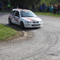 Lavanttal Rallye 2014 MG ZR 105 Jan Mrak SP 5