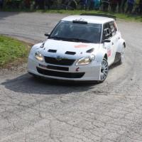 Lavanttal Rallye 2014 Skoda Fabia S2000 Dmitry Biryukov SP 5
