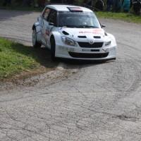 Lavanttal Rallye 2014 Skoda Fabia S2000 Jiri Tosovsky SP 5