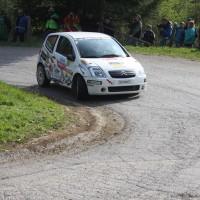 Lavanttal Rallye 2014 Citroen C2R2 Andreas Sumann SP 5