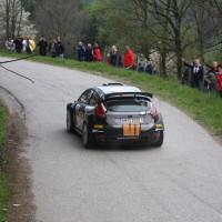Lavanttal Rallye 2014 Ford Fiesta S2000 Hermann Neubauer Bernhard Ettel SP 5