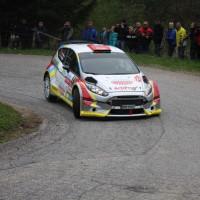 Lavanttal Rallye 2014 Ford Fiesta R5 Gerwald Grössing Siegfried Schwarz SP 5
