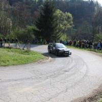 Lavanttal Rallye 2014 Mitsubishi Lancer EVO VI Martin Kainz SP 5