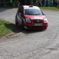 Lavanttal Rallye 2014 Citroen C2 R2 Klemen Popit SP 5