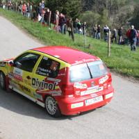 Lavanttal Rallye 2014 VW Polo 1.4 Andrej Velkavrh SP 5