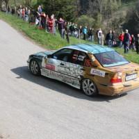Lavanttal Rallye 2014 BMW 325i Günther Joham SP 5