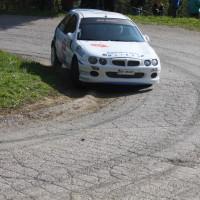 Lavanttal Rallye 2014 MG ZR 1.4 Martin Mlinar SP 5