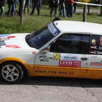 Lavanttal Rallye 2014 Peugeot 205 GTI Kurt Jabornig SP 5