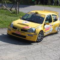Lavanttal Rallye 2014 Renault Clio Super 1600 Alberto Martinelli SP 5