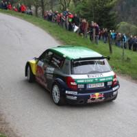 Lavanttal Rallye 2014 Skoda Fabia S2000 Raimund Baumschlager Thomas Zeltner SP5