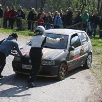 Lavanttal Rallye 2014 VW Polo 1.4 Matej Pozar SP 5