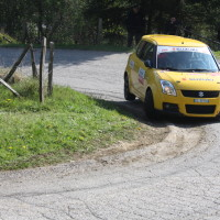 Lavanttal Rallye 2014 Suzuki Swift Sport Pierpaolo Montino SP 5