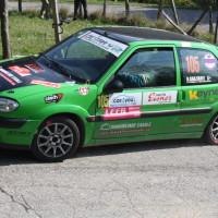 Lavanttal Rallye 2014 Citroen Saxo Vts Nicola Graziadei SP 5