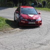 Lavanttal Rallye 2014 Honda Civic Typ R Wolfgang Irlacher SP 5