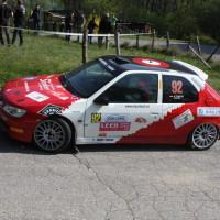 Lavanttal Rallye 2014 Peugeot 306 Gti Rene Thiede SP 5